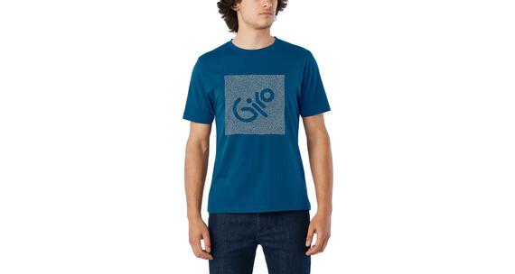 Giro Transfer Koszulka Mężczyźni niebieski